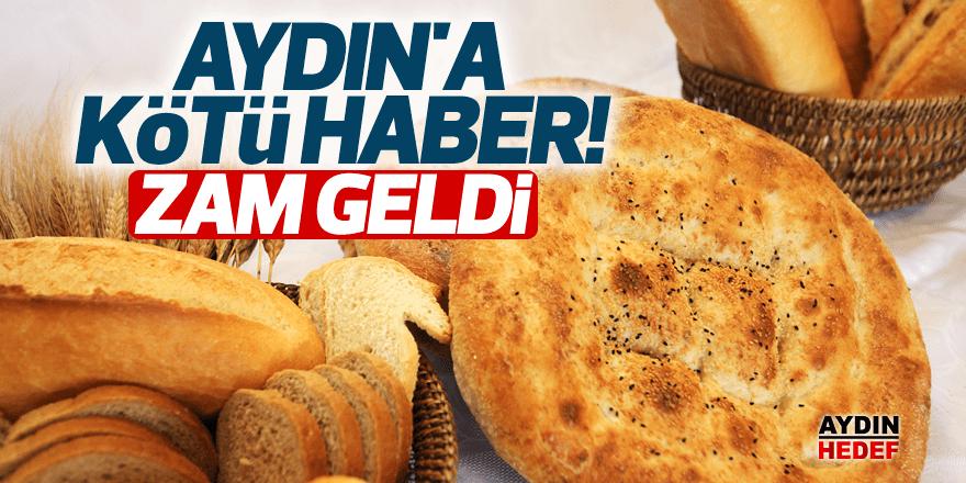 Aydın'da ekmek ve pideye zam yolda