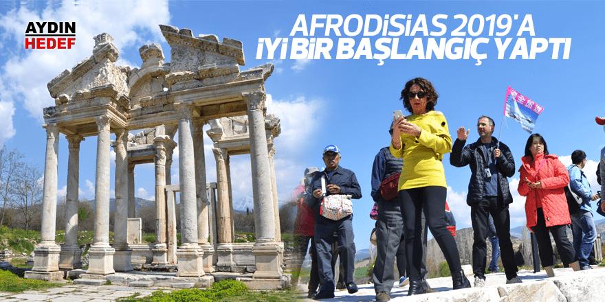 Karacasu'ya gelen turist sayısı arttı