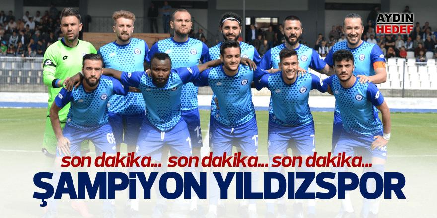 Şampiyon Yıldızspor