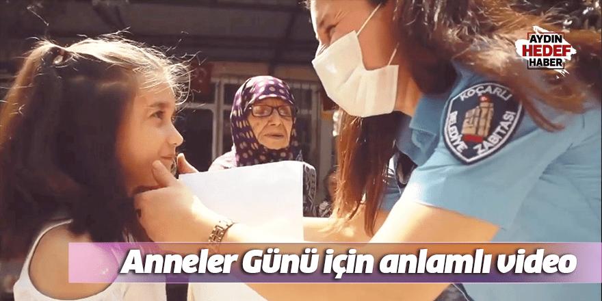 Anneler Günü için anlamlı video