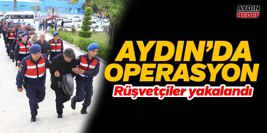 """""""Rüşvet"""" operasyonu Aydın'a sıçradı"""