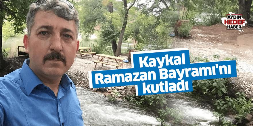 Kaykal Ramazan Bayramı'nı kutladı