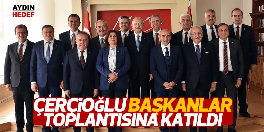 Çerçioğlu Ankara'da