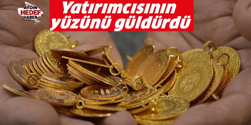 Gram altın yeni haftaya 500 liranın üzerinde giriyor