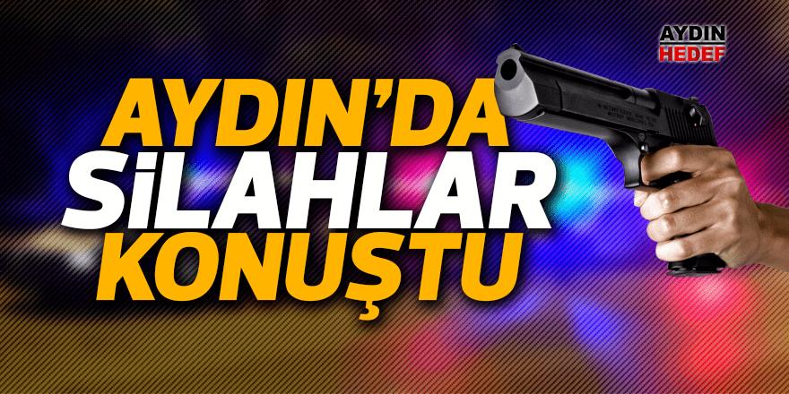 Aydın'da 5 kişi vuruldu
