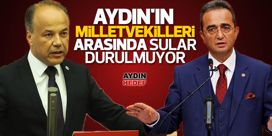 Aydın'ın siyaseti çok sıcak!