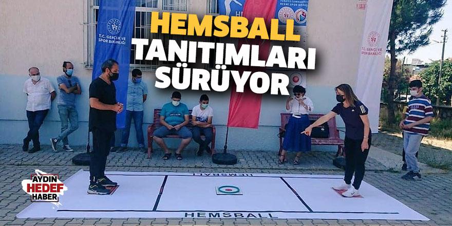 Hemsball tanıtımları sürüyor