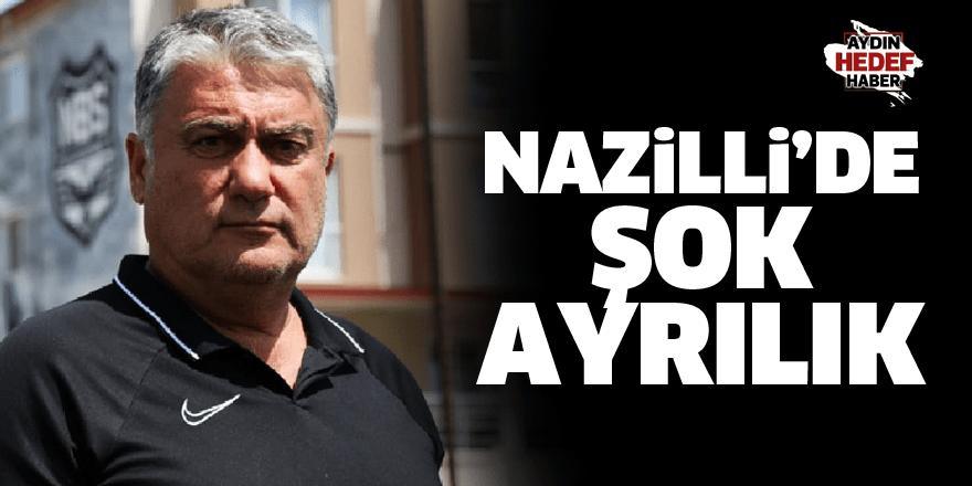 Nazilli'de şok ayrılık!