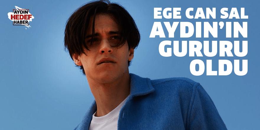 Ege Can Sal, Aydın'ın gururu oldu
