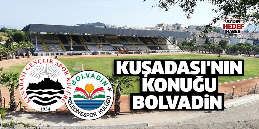 Kuşadası, Bolvadin Belediyespor'u ağırlayacak