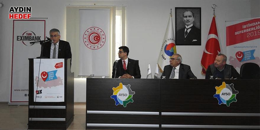 AYSO Nisan ayı meclis toplantısı gerçekleştirildi
