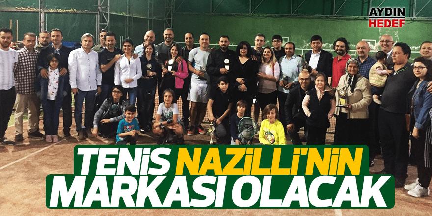 Özcan,Nazilli'de spor faaliyeti artacak