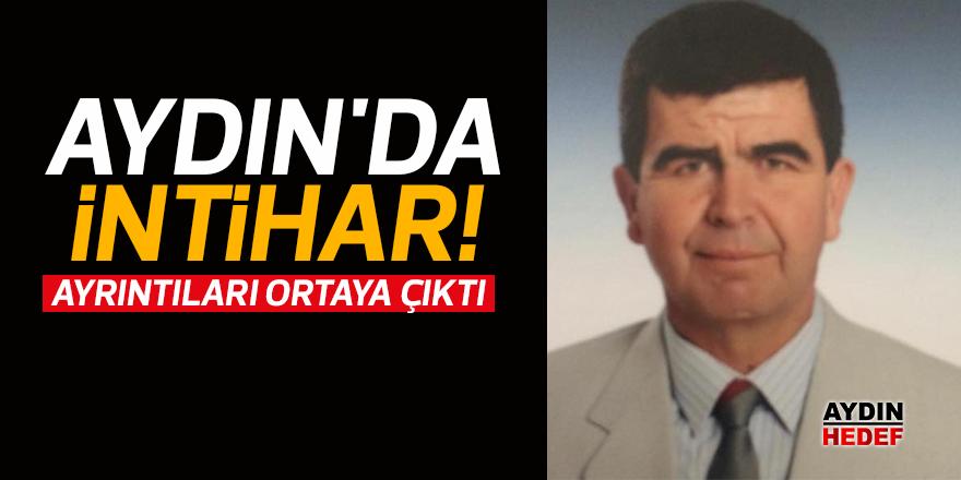 Aydın'da intihar!!