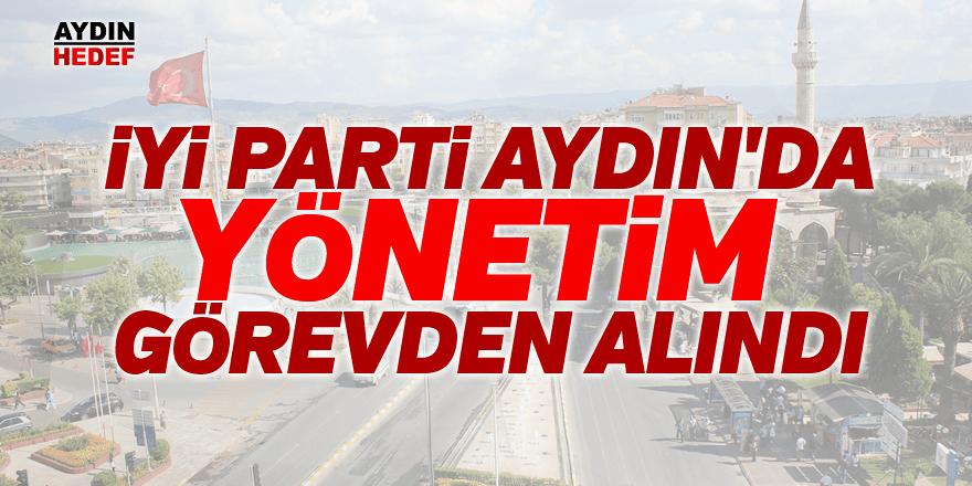 İYİ Parti Didim yönetimi görevden alındı