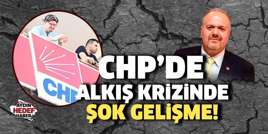 CHP'de alkış krizinde şok gelişme