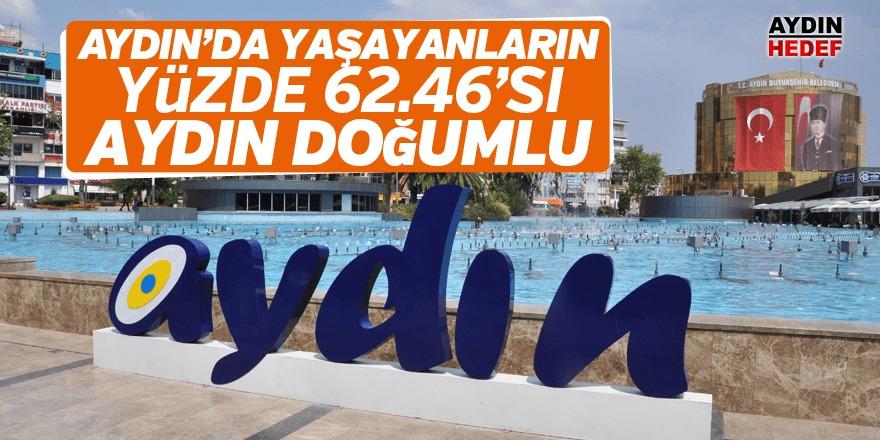 Aydın doğumlu vatandaşların ikinci tercihi İzmir