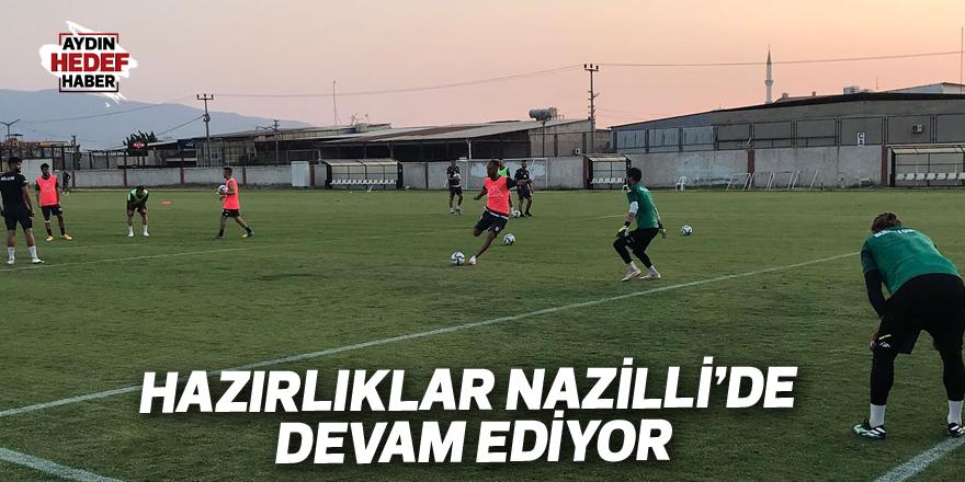 Hazırlıklar Nazilli'de devam ediyor