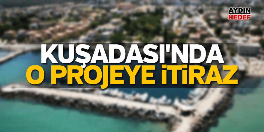 Büyükşehir'in yat limanı projesine itiraz ettiler