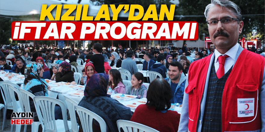 Kızılay'dan iftar programı