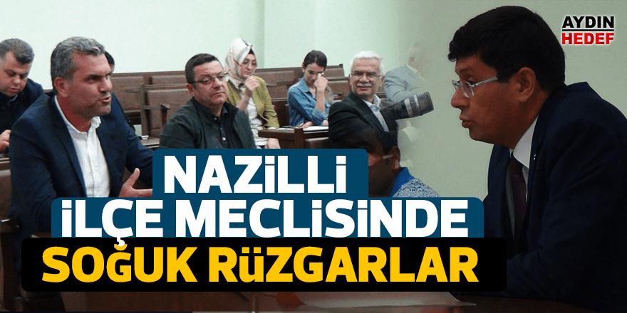 AK Parti ve MHP'li üyeler Özcan'ı soru yağmuruna tuttu