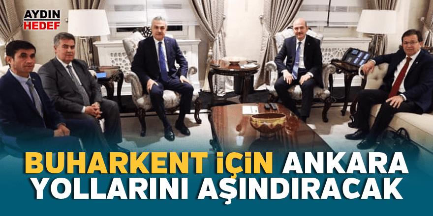 Başkan Erol Soylu'yu ziyaret etti