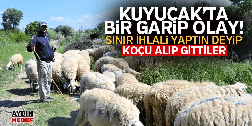 Çobandan Kuyucak Çiftçi Malları'na suç duyurusu