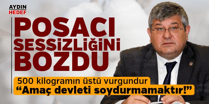 """""""Amaç devleti soydurmamaktır!"""""""