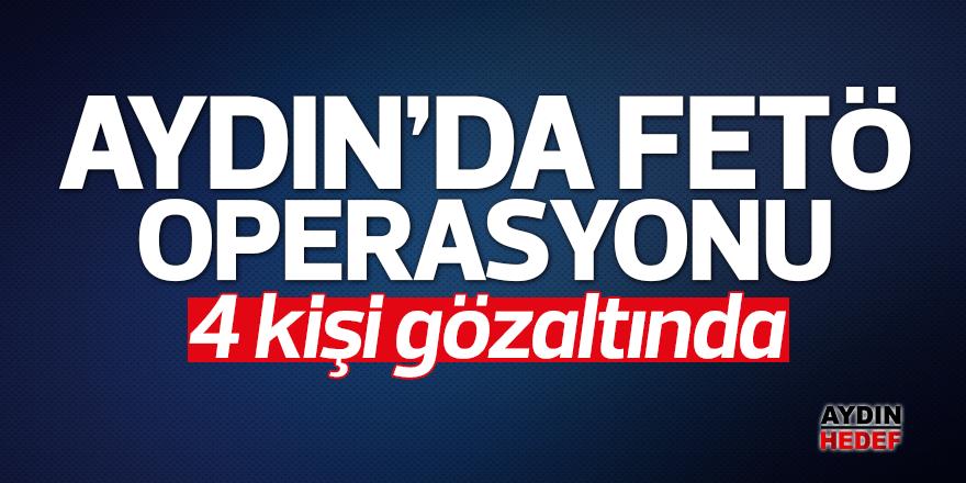 Aydın'da gaybubet evine operasyon