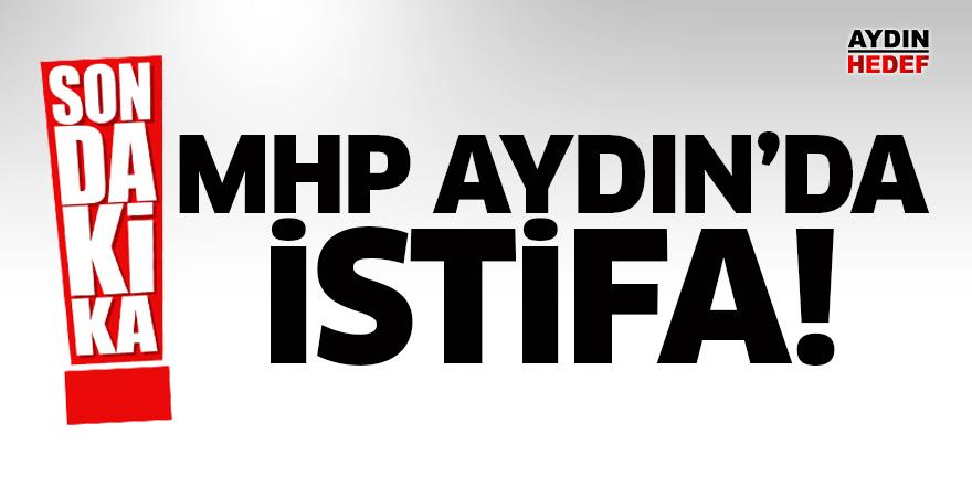 MHP Söke'de Polat partisinden istifa etti