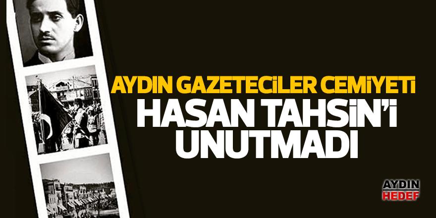 Özgürlük ateşini yakan Hasan Tahsin unutulmadı