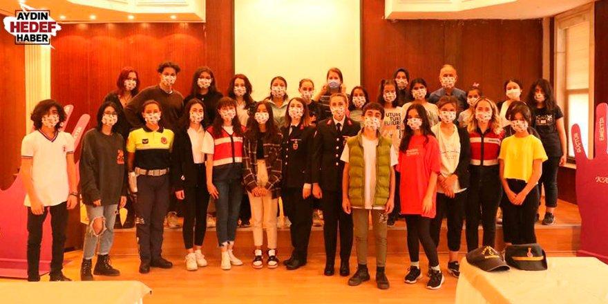 Jandarma seminer düzenledi