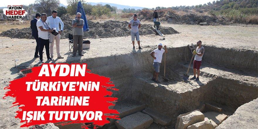 Aydın Türkiye'nin tarihine ışık tutuyor / En çok kazı Aydın'da yapılıyor