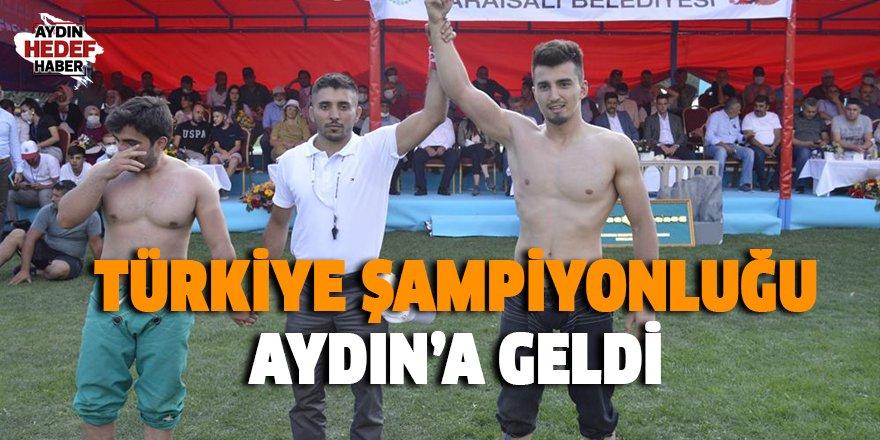 Türkiye şampiyonu oldu, Aydın'ı gururlandırdı