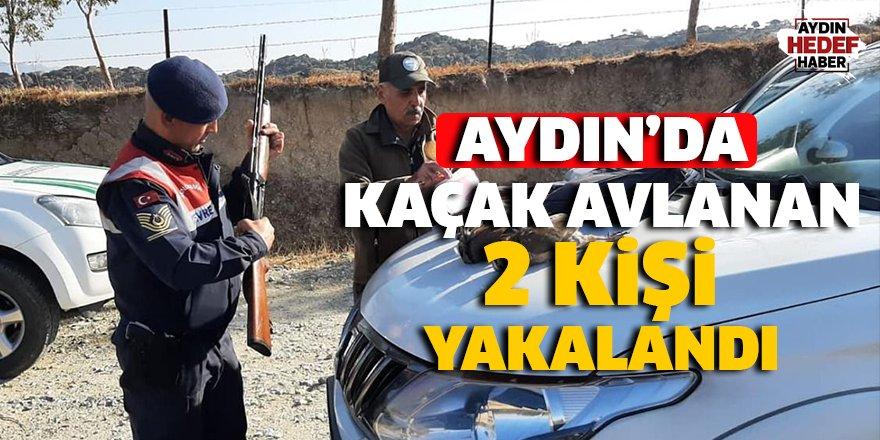 Aydın'da kaçak ava geçit yok