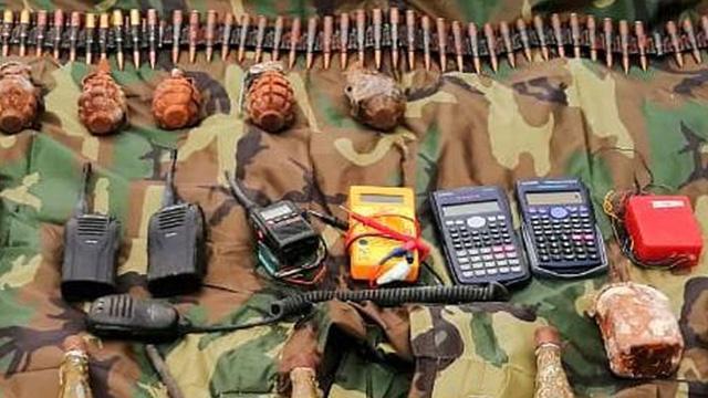 Terör Operasyonları PKK'nın İletişim Ağlarını da Kesti