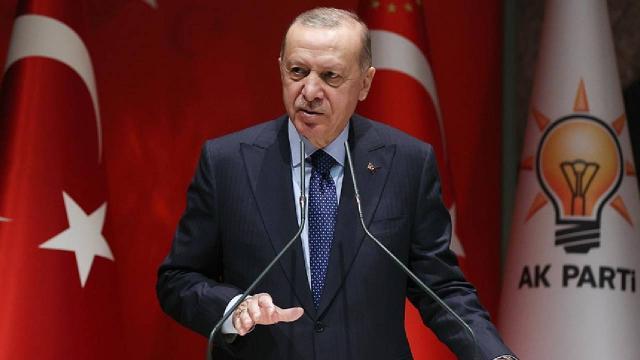 Cumhurbaşkanı Erdoğan: Kimse görevini yapanların kılına dokunamaz