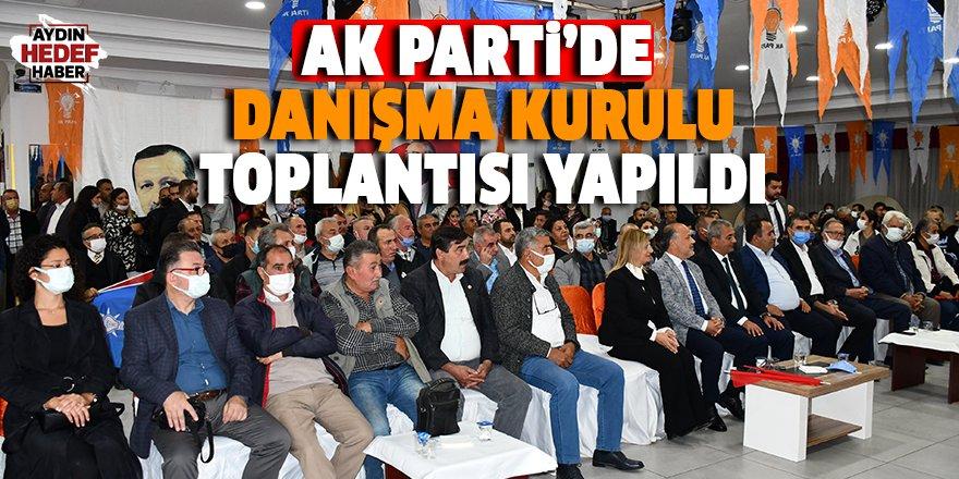 AK Parti'deDanışma Kurulu toplantısı yapıldı
