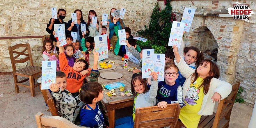 SEYAKMER'den çocuklara beslenme atölyesi hizmeti