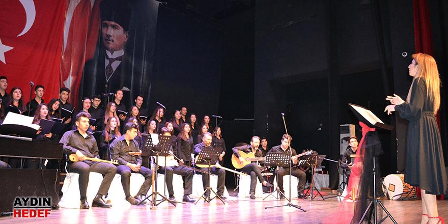Muhteşem yıl sonu konseri