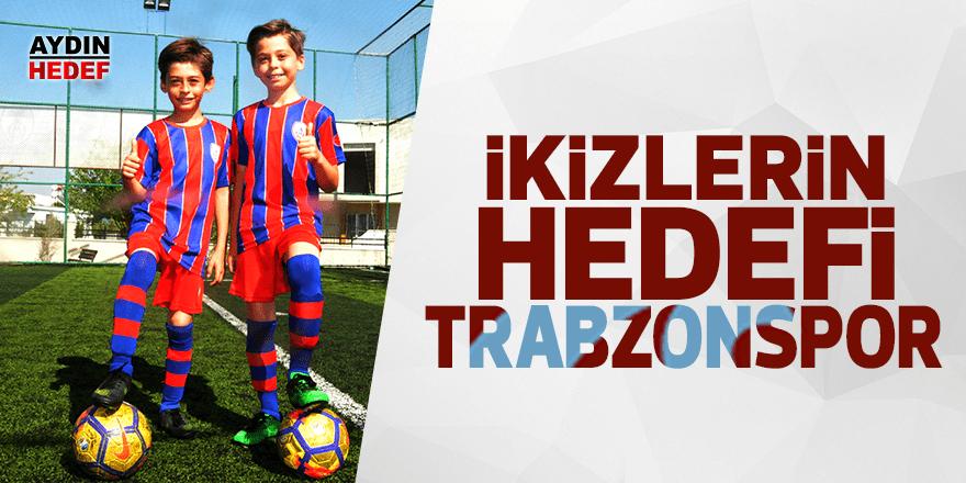 İkizlerin hedefi Trabzonspor