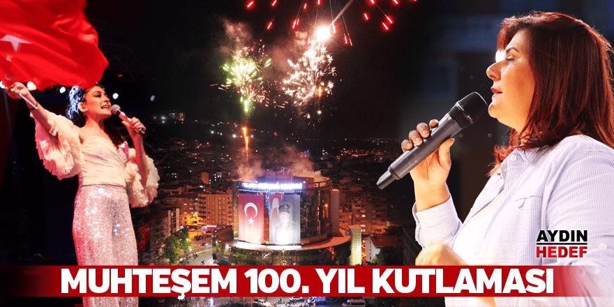 Muhteşem 100. yıl kutlaması
