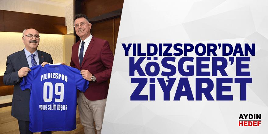Yıldızspor'dan Köşger'e ziyaret