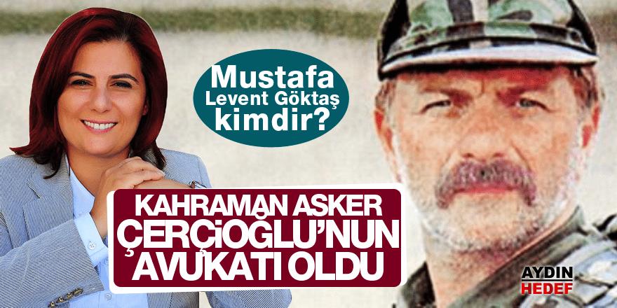 Çerçioğlu'nun avukatı Emekli Albay