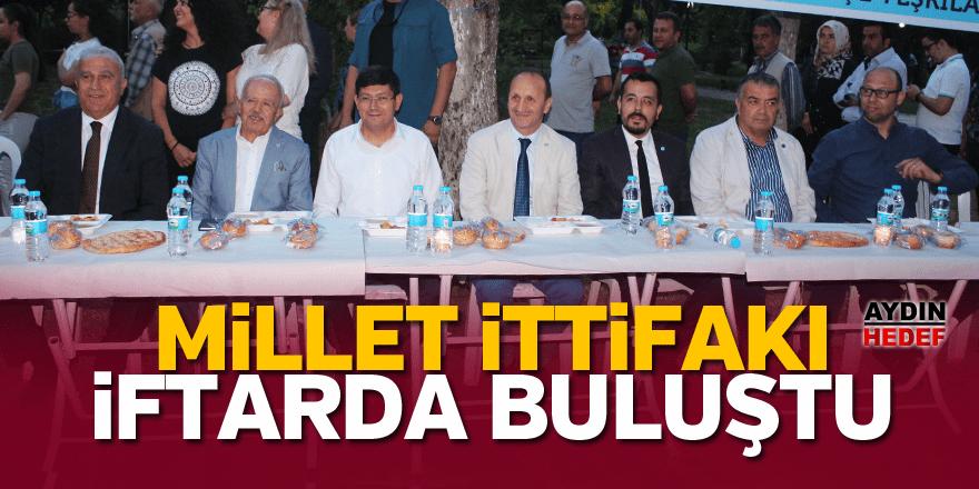 İYİ Parti Efeler İlçe Başkanlığı'ndan iftar