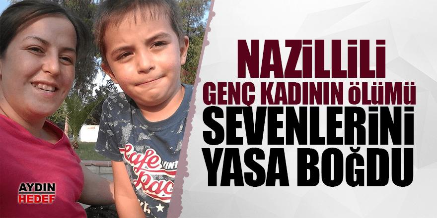 Nazilli'de genç ölüm