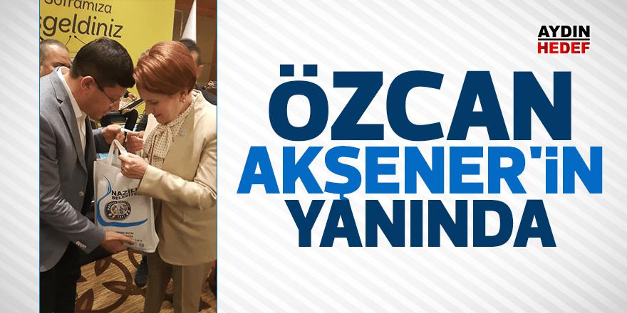 Özcan, Ankara'da