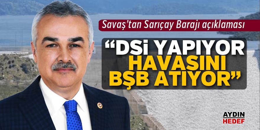 """""""DSİ yapıyor havasını BŞB atıyor"""""""