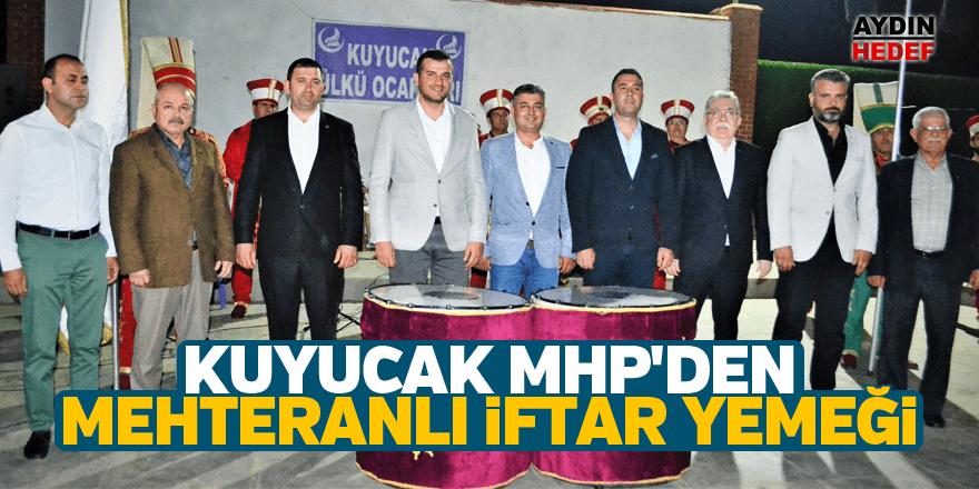 Kuyucak MHP'den mehteranlı iftar yemeği