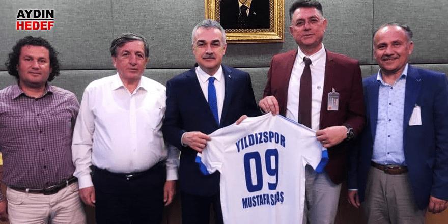 Yıldızspor'dan Başkent çıkartması