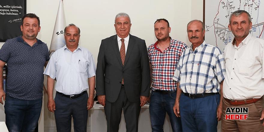 Kadıköyspor'dan Atay'a ziyaret